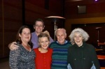 Closing Night, Therese, Buck, Helen, Uncle Jim, Aunty Joan