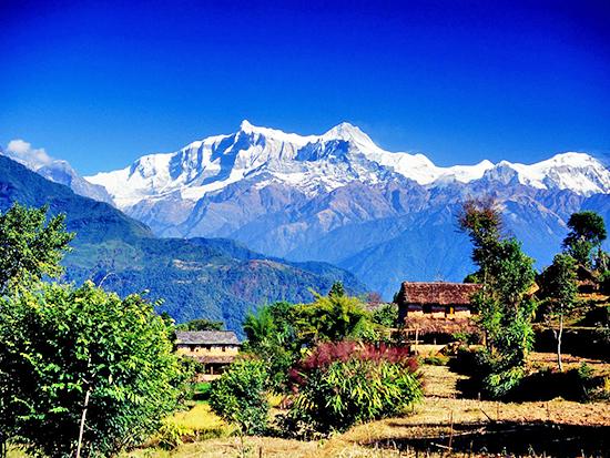 Annapurna MountainRangePokara